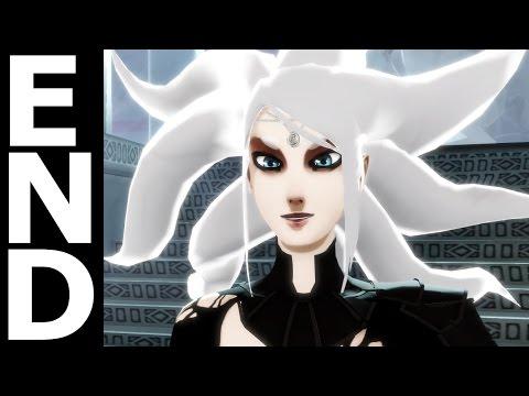 Aragami ENDING | Final Boss - Shadow Empress - Walkthrough Gameplay (No Commentary)