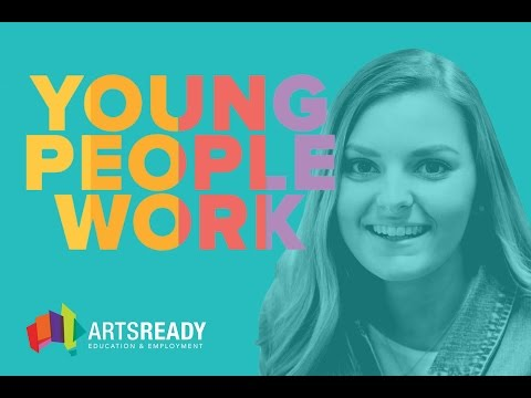 ArtsReady - Young People Work