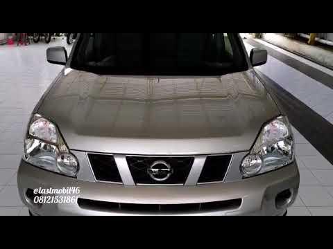 TELP / WA 08121531861 : Nissan X-Trail 2.0 MANUAL, 2008, Km 1400, Plat B, Bulan 11, Antik, Like New