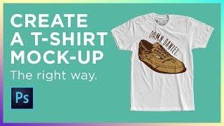 Bir Oluşturmak için nasıl T-shirt Modeli