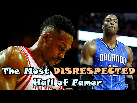 Dwight Howard Is The MOST DISRESPECTED Hall of Famer In NBA History!