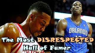 Dwight Howard Is The MOST DISRESPECTED Hall of Famer In NBA History! thumbnail