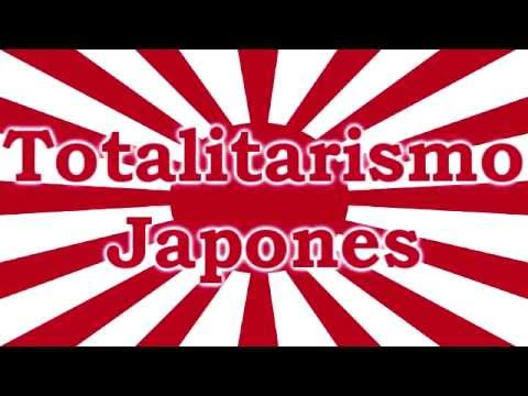 Totalitarismo Japones (Militarismo)