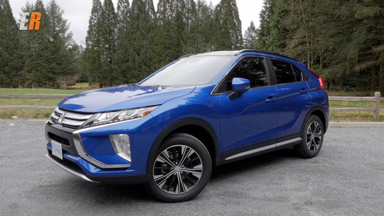2018 mitsubishi eclipse cross review family style youtube. Black Bedroom Furniture Sets. Home Design Ideas