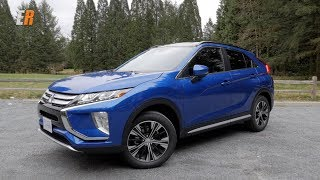 2018 Mitsubishi Eclipse Cross Review - Family Style