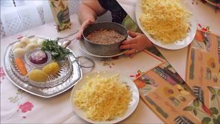 "Салат ""Мимоза"" классический"