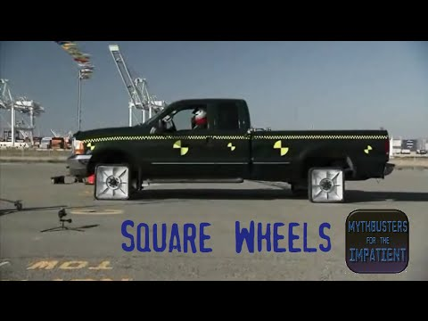 Thumbnail: Square Wheels - Mythbusters for the Impatient