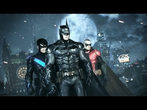 Official Batman: Arkham Knight Trailer -