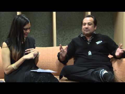 Rose  Deonarine ing Ustad Rahat Fateh Ali Khan