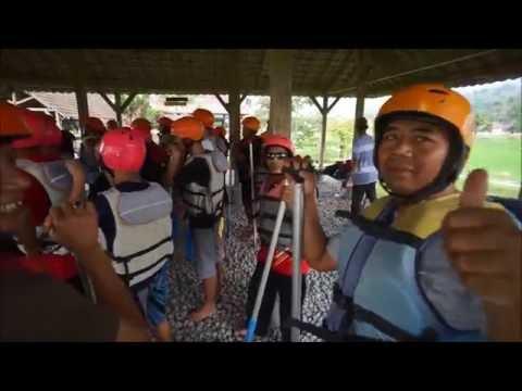 Rafting Kasembon Paling Lucu