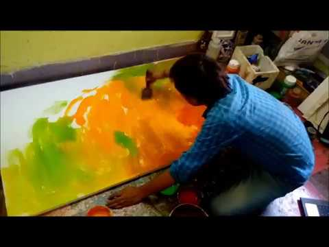 Artist of The Month - Arjun Das | Indian Art Ideas