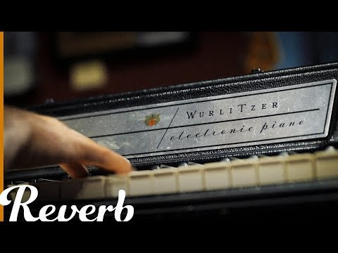 Wurlitzer 200A Through a Whammy and a Fuzz Pedal | Reverb Experimental Recording Techniques