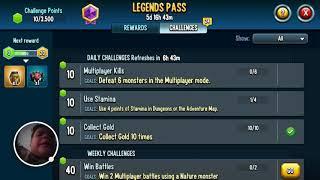 Monster Legends: Breed & Merge Heroes Battle Arena - 2020-11-07 screenshot 2