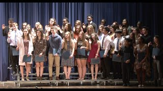 Stoughton High National Honor Society Induction Ceremony (2018)