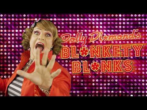 Dolly Diamond's Blankety Blanks - 2017 Ballarat Cabaret Festival
