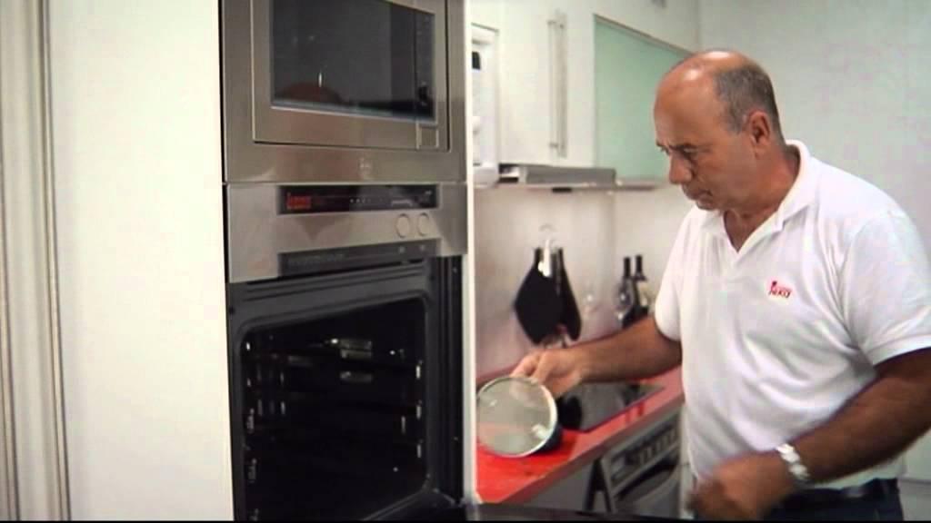 07 instalaci n horno el ctrico youtube - Microondas para empotrar ...