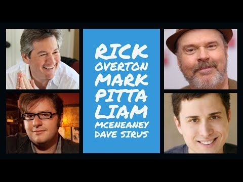 Comics Rick Overton & Mark Pitta