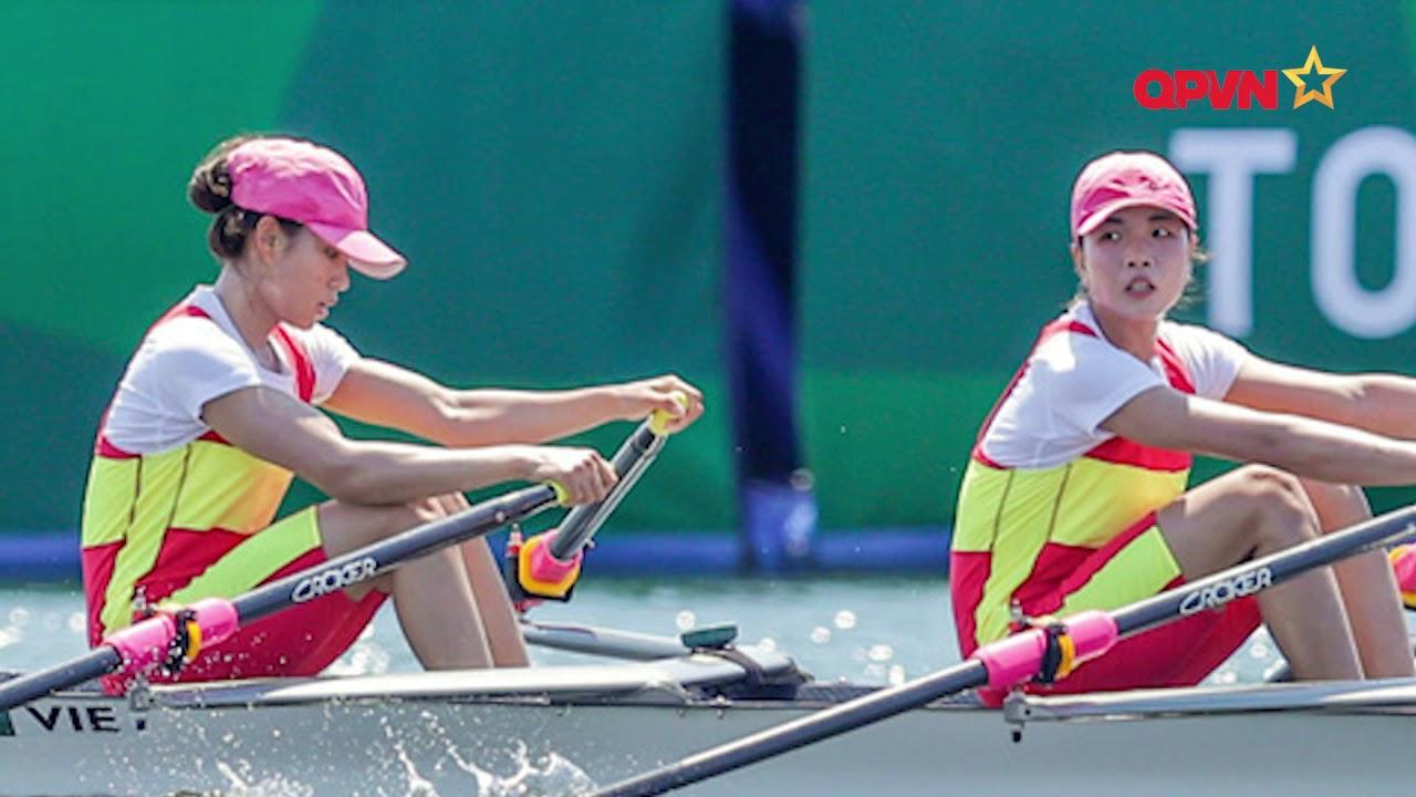 ROWING Việt Nam đạt thành tích tốt nhất sau 3 lần tham dự Olympic