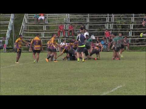 High School Rugby Guam : Varsity : Southern Dolphins vs George Washington Geckos