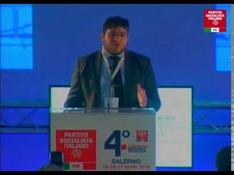 Roberto Sajeva - intervento congresso Salerno