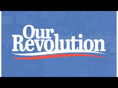 Bernie Sanders: Our Revolution Live Stream w/ Project Sanity Hosts