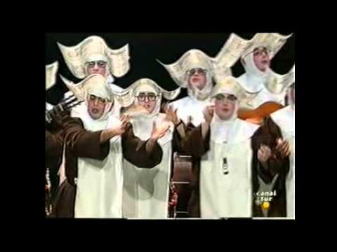 """Chirigota-""""Las Castas de Cai"""" (1997) Pasodoble-""""Como Beatas""""-by mangla.avi"""