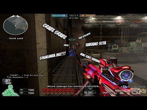 Crossfire PH 2018: Barrett M82A1-Iron Shark Gameplay [HMX]