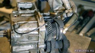Влияние различных систем вентиляции картера на работу коробки передач.