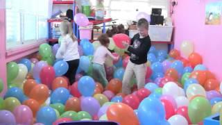 Challenge 500 Ballons shopkins Челендж 500 воздушных шариков и шопкинс
