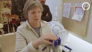 Poppenspeelmueum voor blinden in Vorchten - Gelderse Koppen