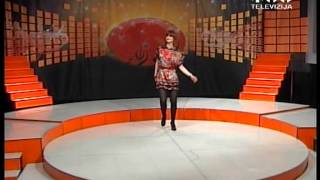 NIKOLETA PAVLOVIC - NIJEDNA  NIJE   REKLA  NE (Nedeljno popodne na HIT televiziji)