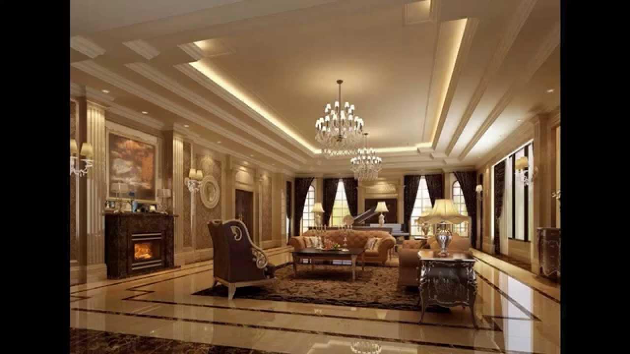 Interior lighting design ideas for home - YouTube