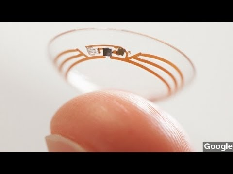 Google Eyes Diabetes Battle With High-Tech Contact Lenses