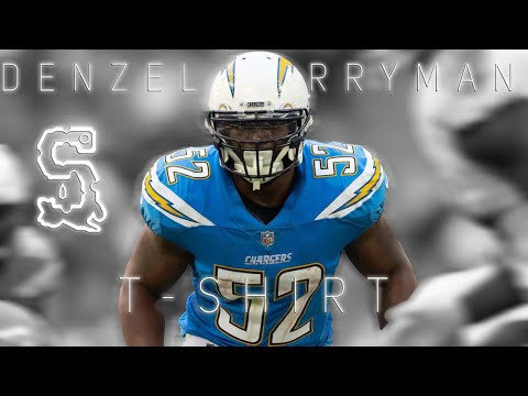 """Denzel Perryman 
