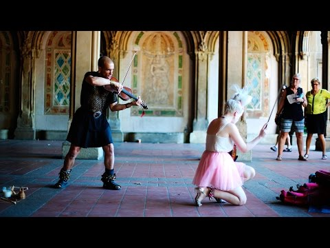 New York short film - Tribal baroque (by Diego Gueler)