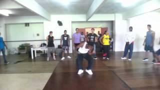 Street Dance Orixás Audition Part 1