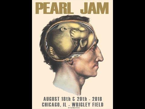 Pearl Jam - I Am Mine - 2002 - With Lyrics