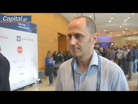Υπηρεσίες 5G και δίκτυα νέας γενιάς στην Ελλάδα 26/11/18 CapitalTV