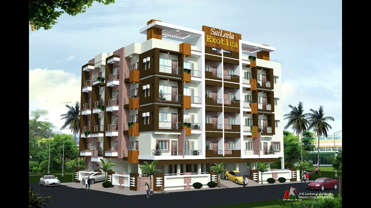 Exterior Designs Indian Style