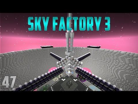 Sky Factory 3 EP47 1 Billion RF + Series Final Episode