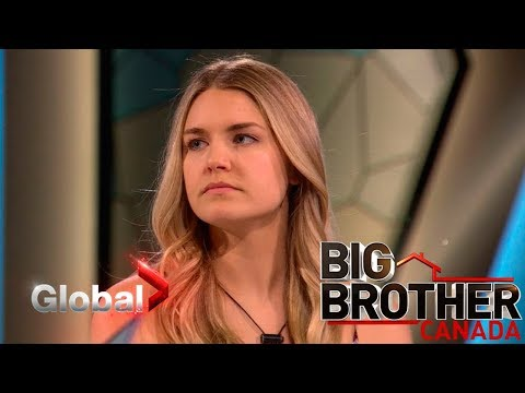 Big Brother Canada After Eviction Full Interview | Erica Hill