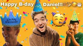 Happy Birthday Daniel Seavey!!! :)