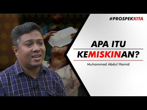 Ep.04   Kemakmuran Ekonomi : Apa itu kemiskinan?