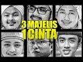 3 Majelis 1 Cinta - SYAIR LUCU DARI ATTAUFIQ UNTUK SYUBBANUL MUSLIMIN -