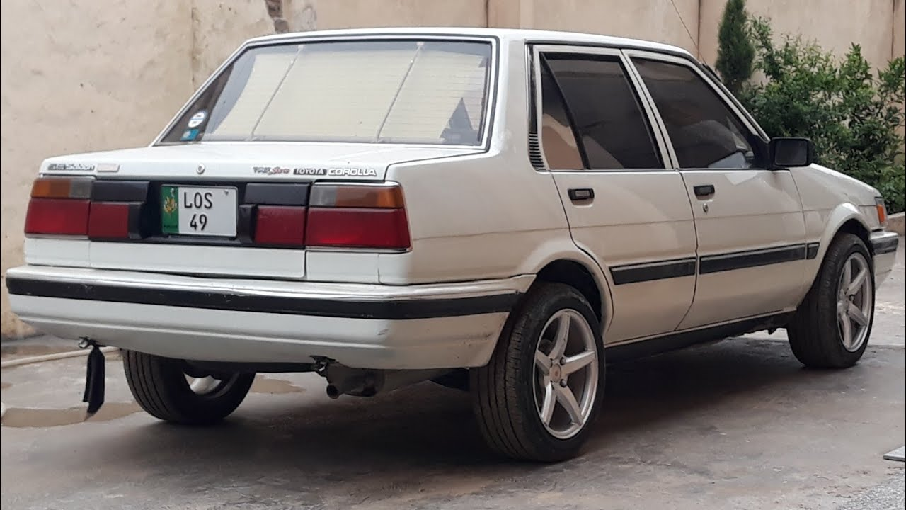 Kelebihan Toyota Corolla 1986 Perbandingan Harga