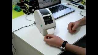 Обзор принтера этикеток TSC TDP-225 SU(, 2012-09-22T17:43:14.000Z)