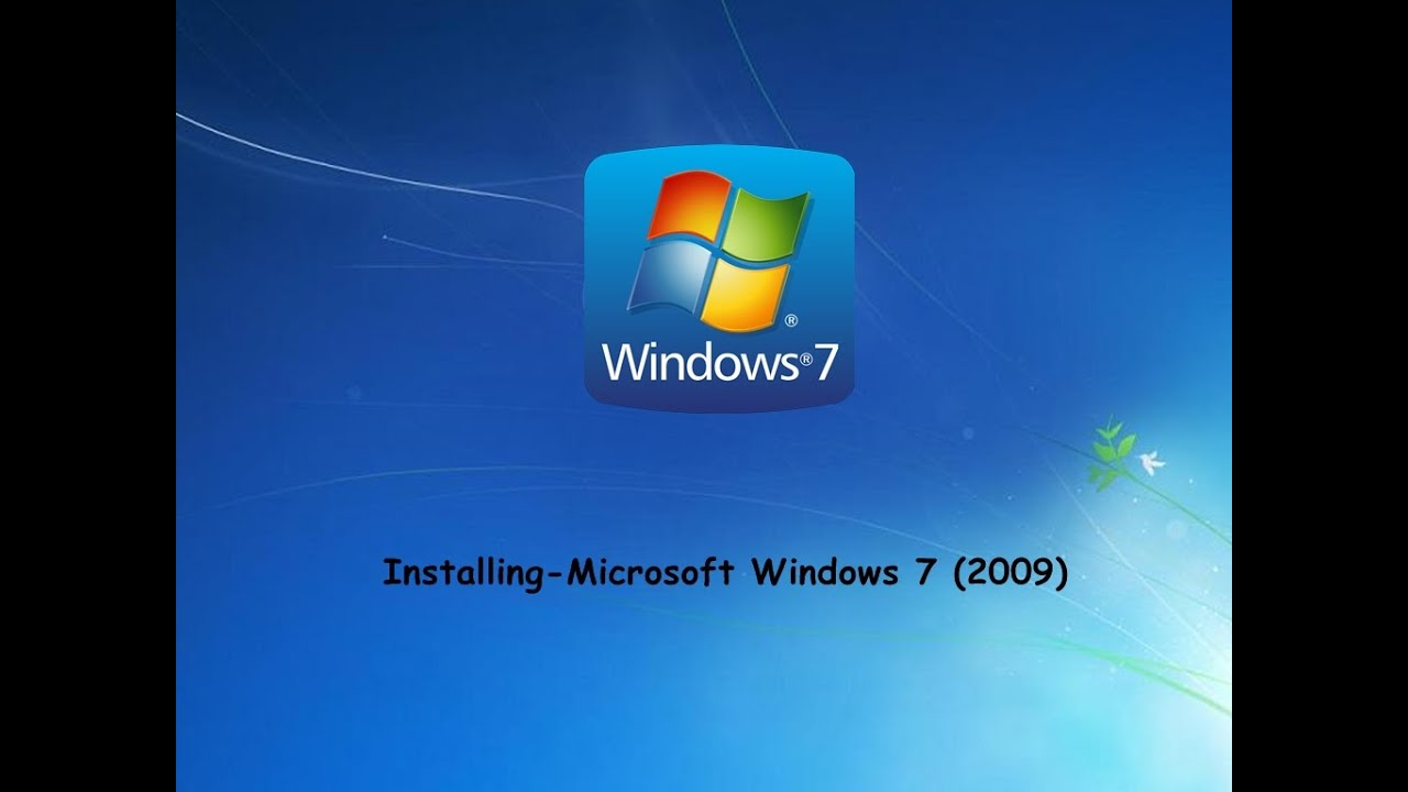 windows 7 2009 download