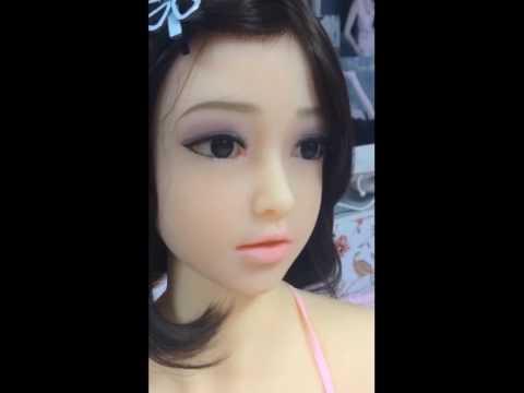 Emma the talking sex robot from Shenzhen Bride Robot Technology