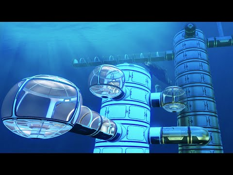 Worlds Biggest Underwater House Subnautica 8