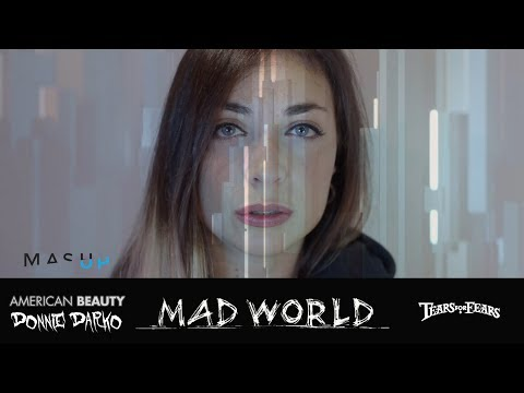 Mad World - [Cover/Mash-up] by Lies of Love [American Beauty - Donnie Darko]